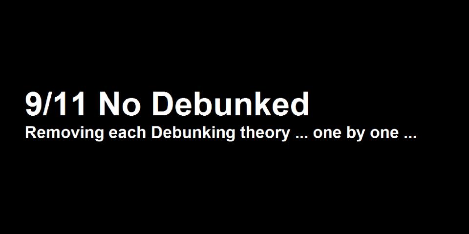 9/11 Anti-Debunking