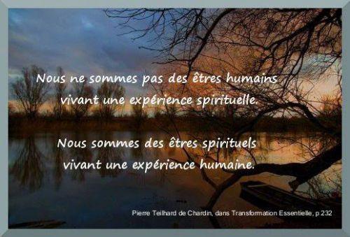 Êtres spirituels