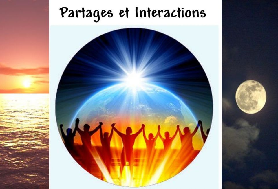 Partages et interactions