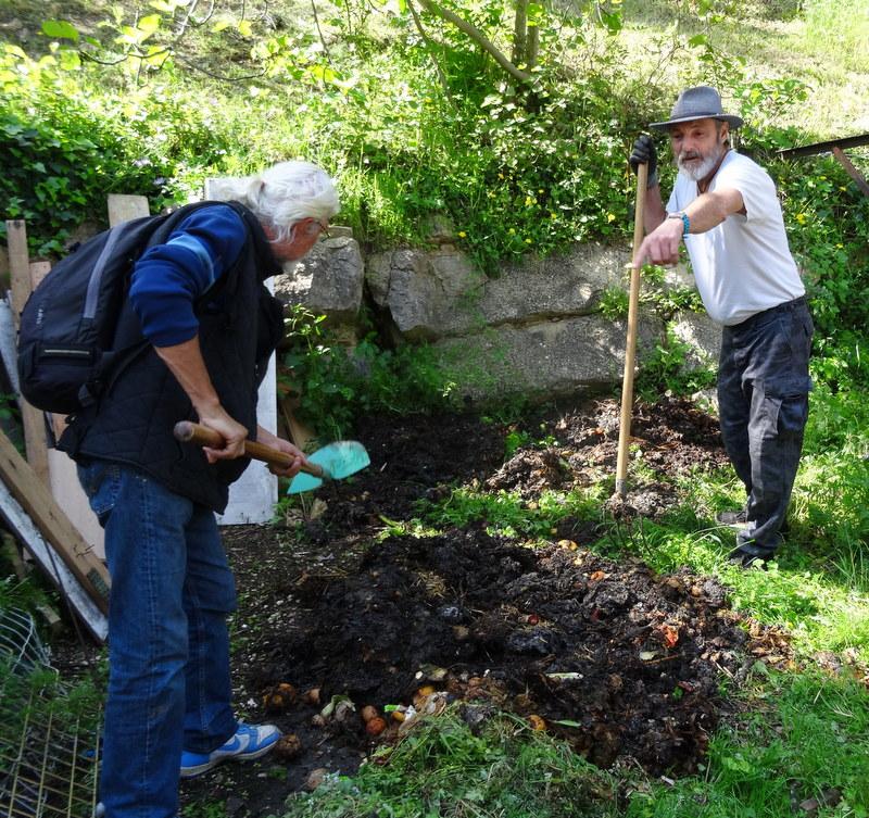 Les ateliers nature avec magali activit s ev nements for Detruire mauvaises herbes ecologiquement