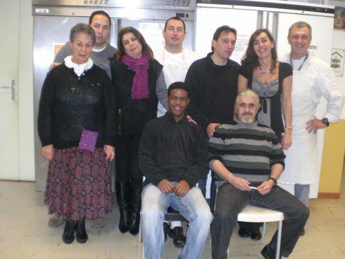l'équipe de Jéricho (2009)