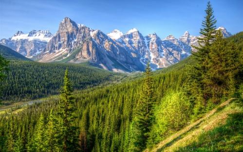 Canada - le parc National Banff (2).jpg