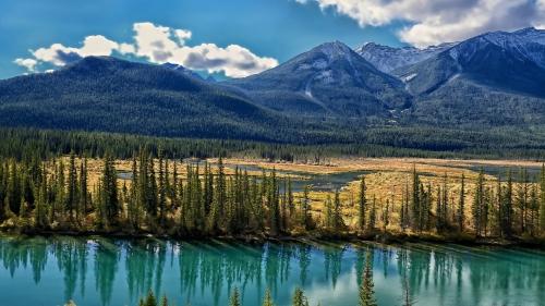 Canada - Bow River Alberta.jpg