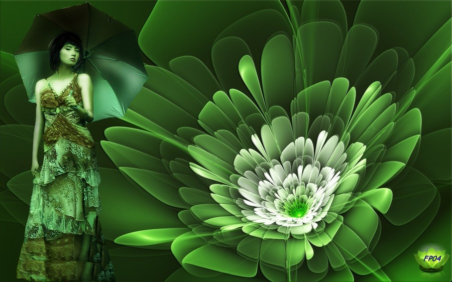 2015-09-26 - Flower petals are green2.jpg