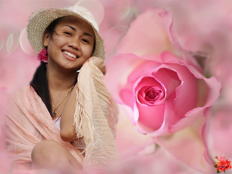 2017-07-08 - Pink-flower-rose Asia Shania Thailande.jpg