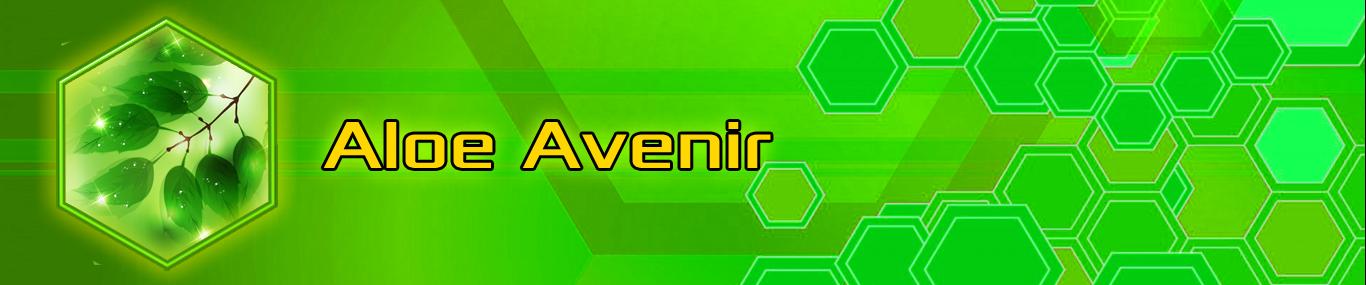 Aloe Avenir