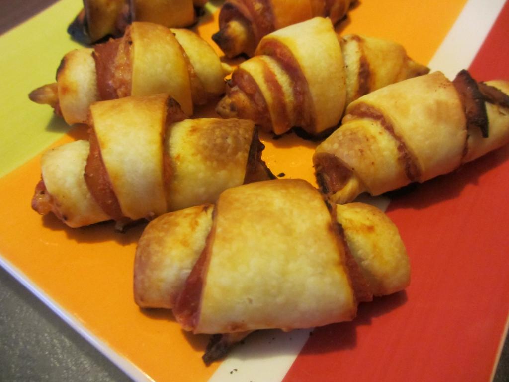 croissant ap 233 ro tomate moutarde et parmesan plaisir et gourmandise chez