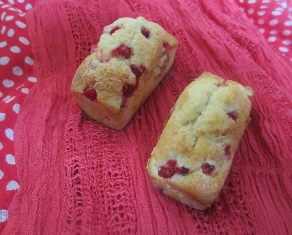 Recette Mini Cake Creme Fraiche Epaisse