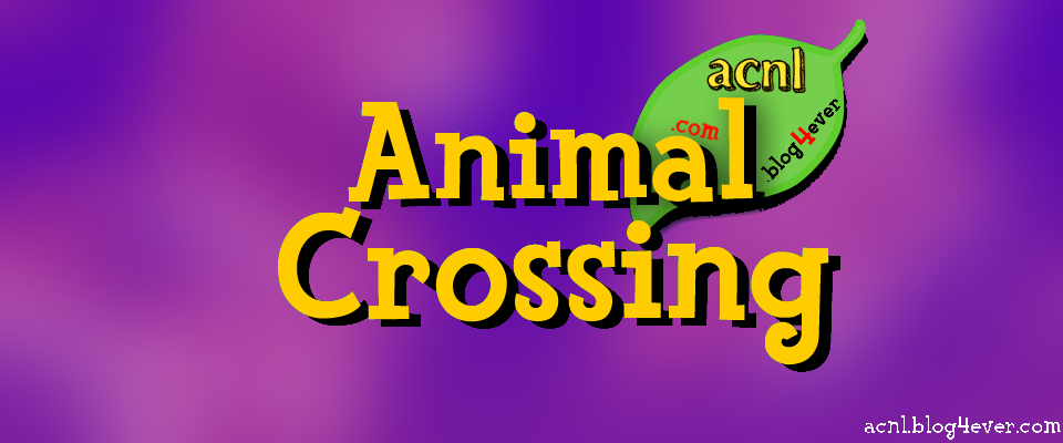 Animal Crossing 3DS.com