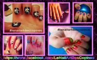 Le nail art des copines !
