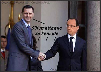 La Syrie menace la France en cas d'attaque de cette dernière ! ! !.jpg