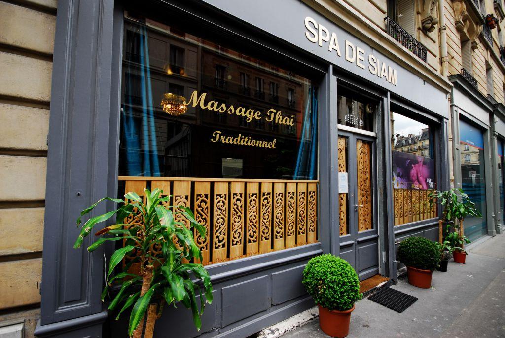 Visite du salon spa de siam massage tha traditionnel 9 rue coypel 75013 paris - Salon massage thai paris 9 ...