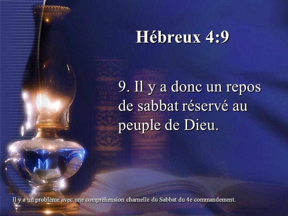 Hébreux+4 9+9
