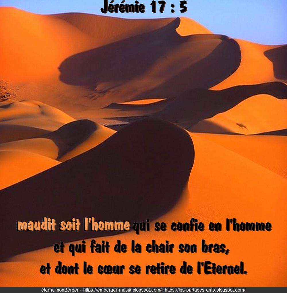 Jérémie 17    5