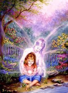 Les-enfants-et-les-anges