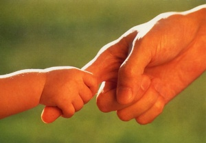 main-enfant