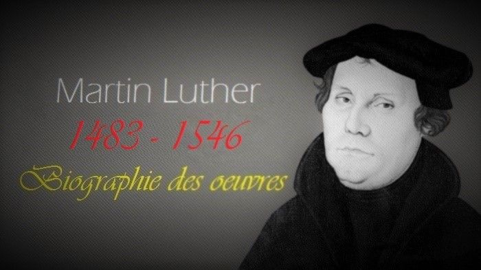 martin-luther+biographie