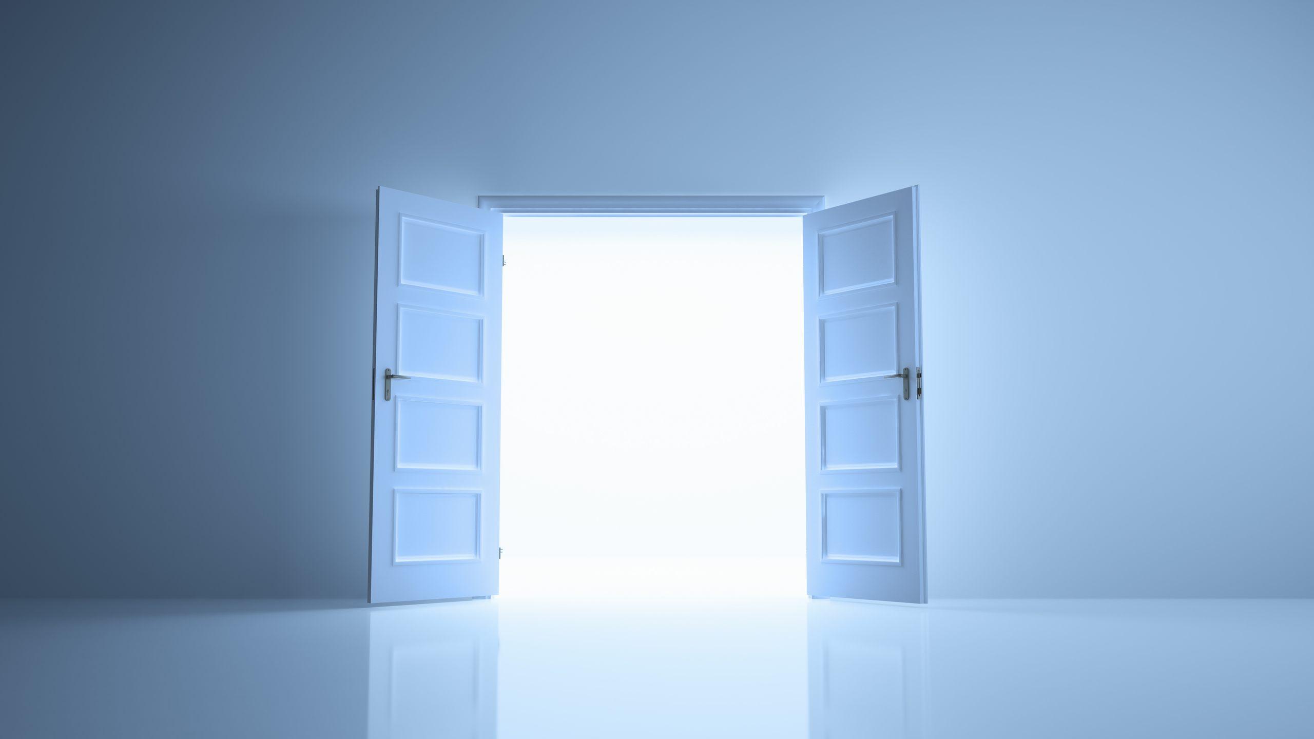 open-doors-wallpaper