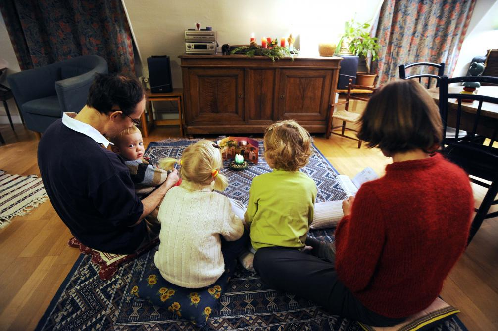 priere-famille-enfants-parents-transmission-de-la-foi