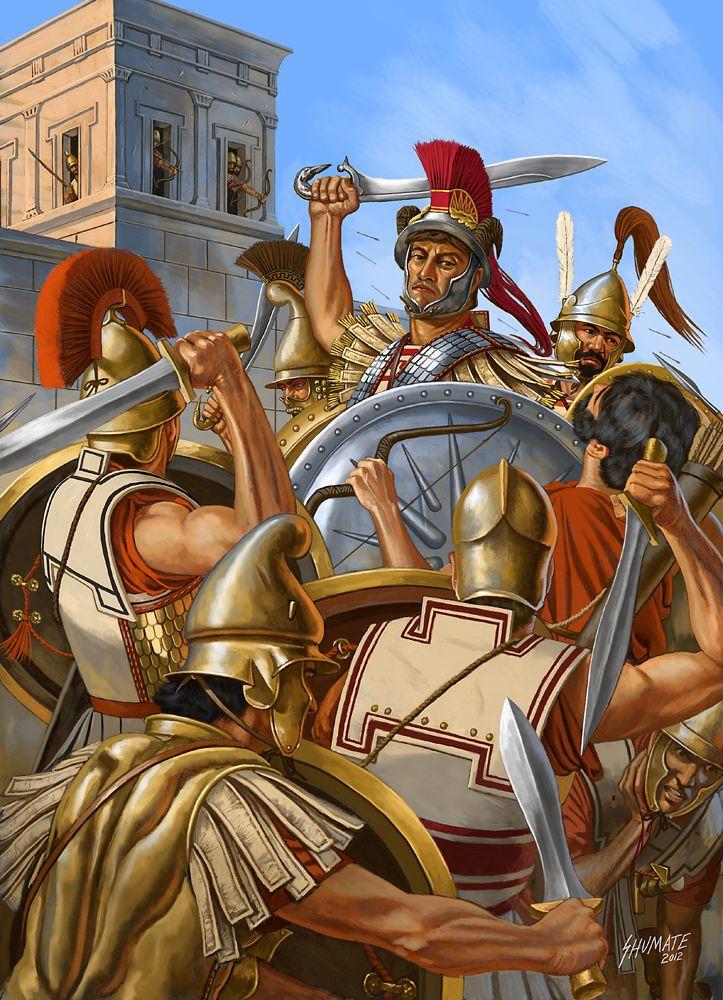 Pyrrhus-Epirus