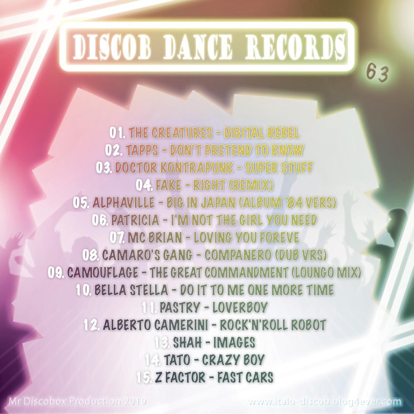 Discob Dance Reverse Vol.63.jpg