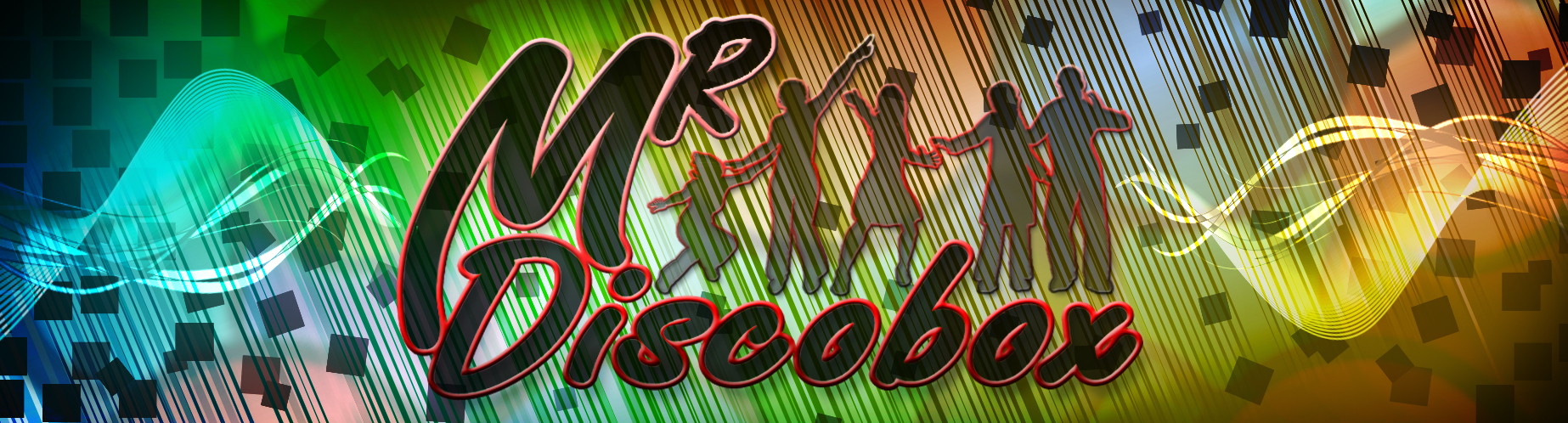 d(0_o)b  Disko B & Coleen Genesis  d(o_0)b