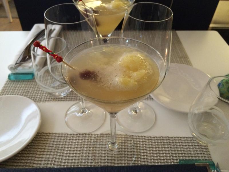 """2 cocktails maison (2 menus """"Enchantés de vous rencontrer"""")"""