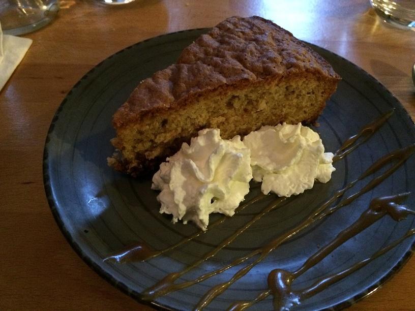 Cake daim/pralin