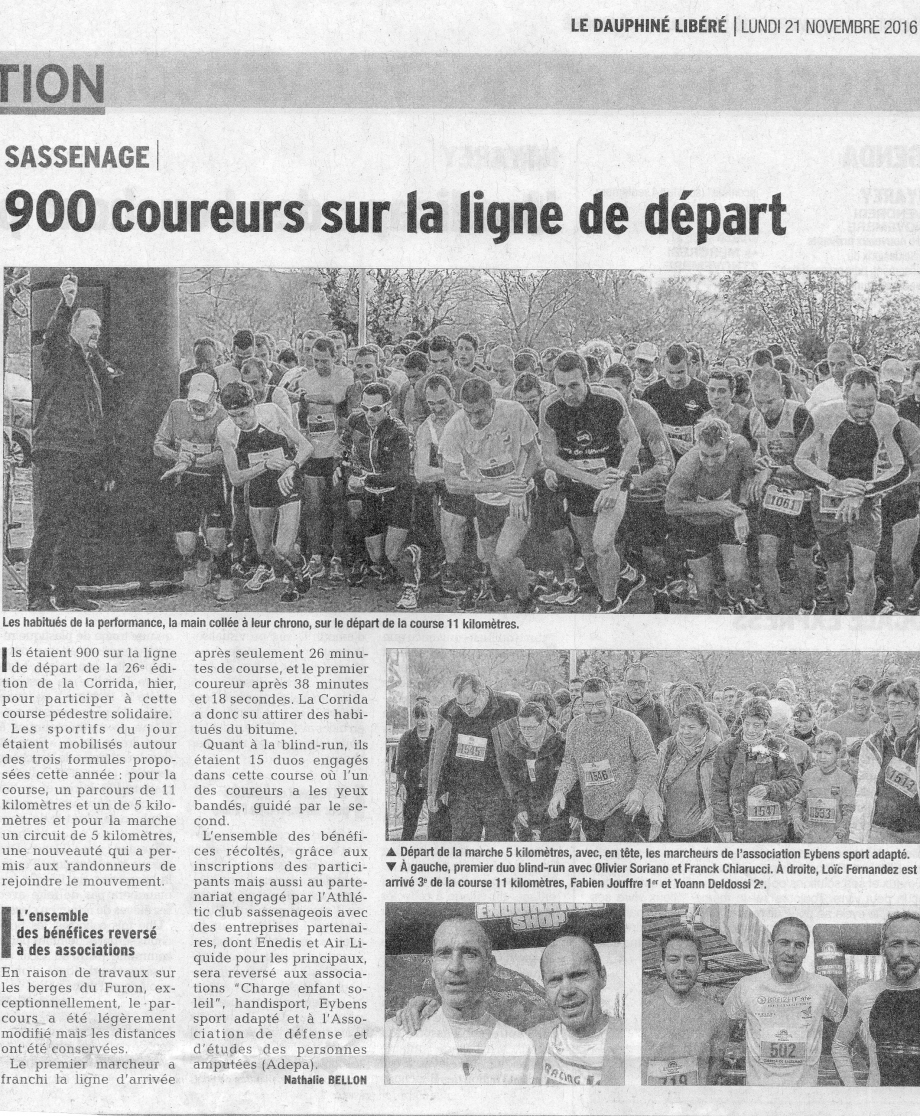 Corrida de Sassenage 2016_ Article DL 21112016.jpg