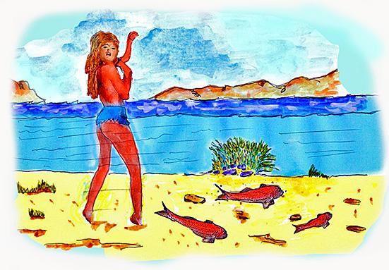 2. rougets en plage.jpg