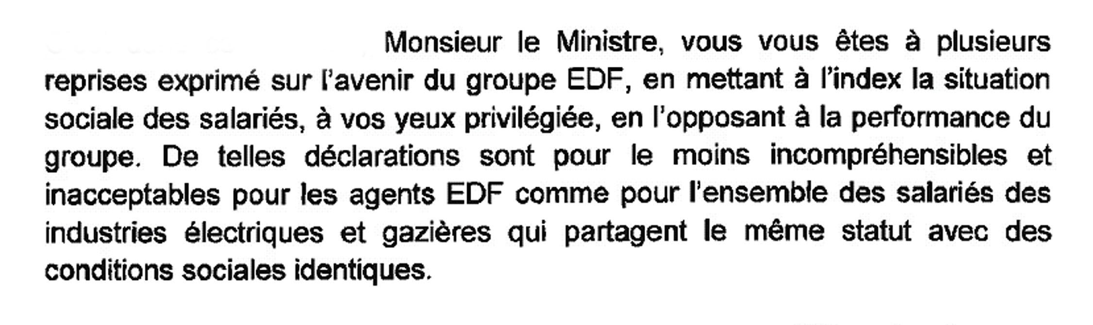 texte sur EDF Secrétariat général.JPG