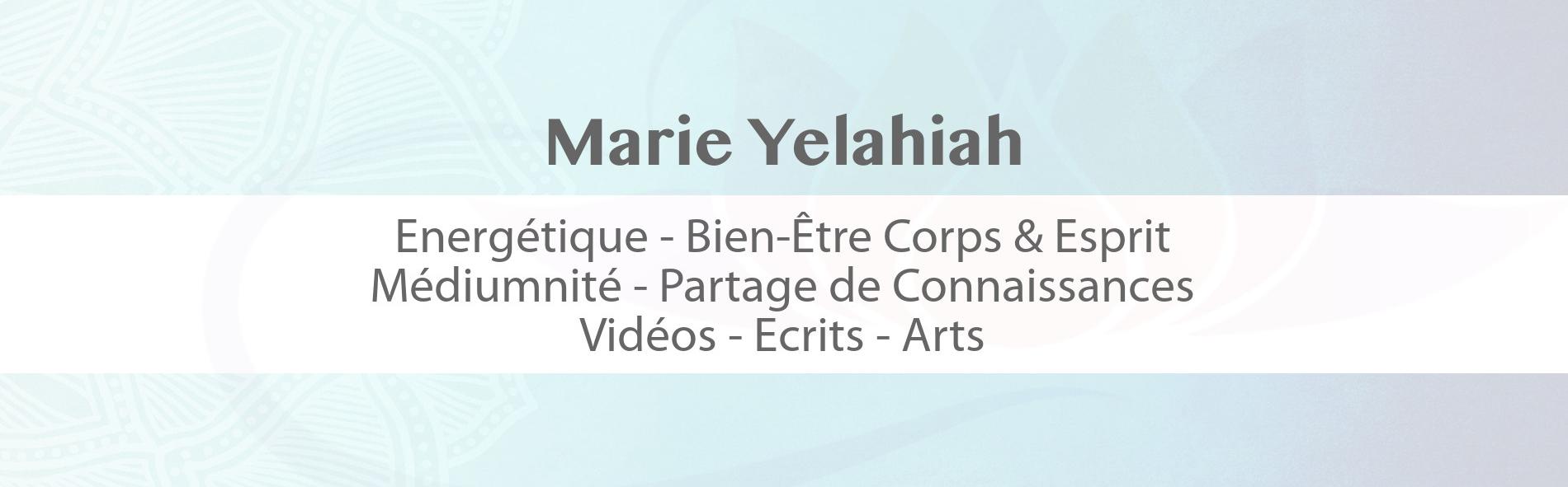 Marie Yelahiah