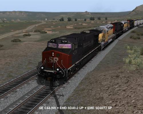 GE C44-9W + SD40-2 UP +  SP .jpg