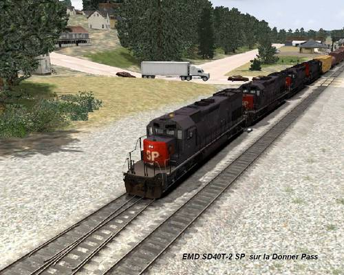 EMD SD40T-2 SP  sur la Donner Pass.jpg