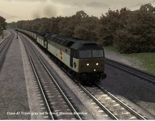 Class 47 Triple grey sur le Great Western Mainline. .jpg