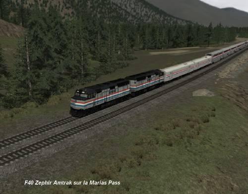 F40 Zephir Amtrak sur la Marias Pass.jpg