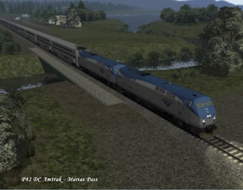 P42 DC Amtrak  - Marias Pass 02.jpg
