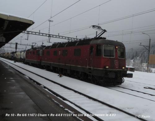 Re 10 - Re 66 11673 Cham + Re 44 II 11337 Go 4.03.jpg