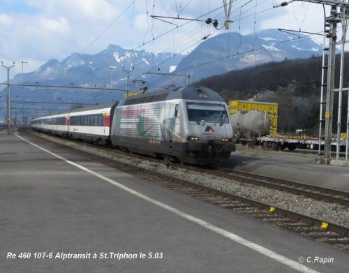 Re 460 107-6 Alptransit à St.Triphon le 5.03.jpg