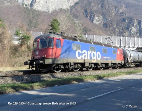 Re 620 055-4 Cossonay sortie Bois Noir le 6.03.jpg