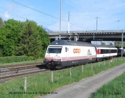Re 460 083-9 Coop à St.Triphon le 20.04.jpg