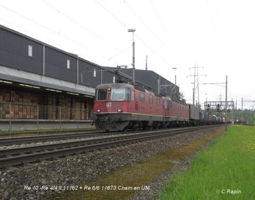 Re 10 - re 44 II 11162+Re 66 11673 Cham UM 29.04.jpg