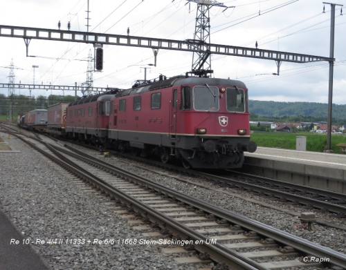 Re 10 - Re 44 II 11333 + Re 66 11668 Stein-Säckingne 29.04.jpg