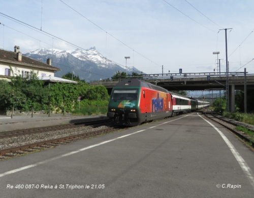 Re 460 087-0 Reka à St.Triphon le 21.05.jpg