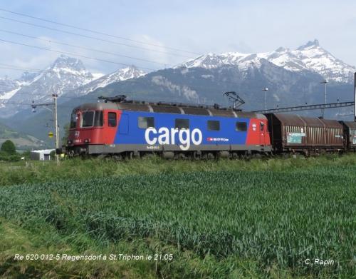 Re 620 012-5 Regensdorf à St.Triphon 02- le 21.jpg