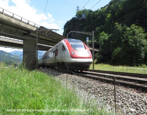 RABDe 500 009-6 ICN Friedrich Dürrenmatt vers Arth-Goldau le 15.07.jpg