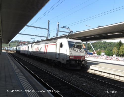 Br 185 578-2 + 579-0 Crossrail en UM à Spiez .jpg