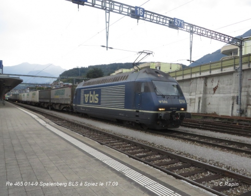 Re 465 014-9 Spalenberg à Spiez le 17.09..jpg
