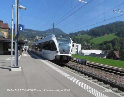 RABe 526 776-0 GTW Thurbo  à Lichtensteig le 17.09..jpg