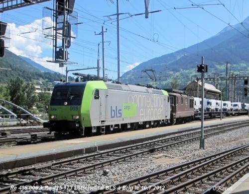Re 485 006 + Re 425 173 Lötschental BLS 10.07.2012.jpg
